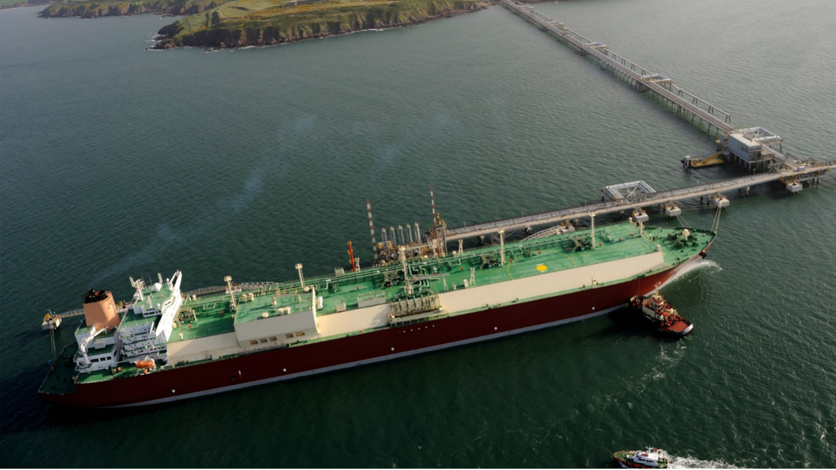 New agreement builds Qatar's LNG supply to Kuwait