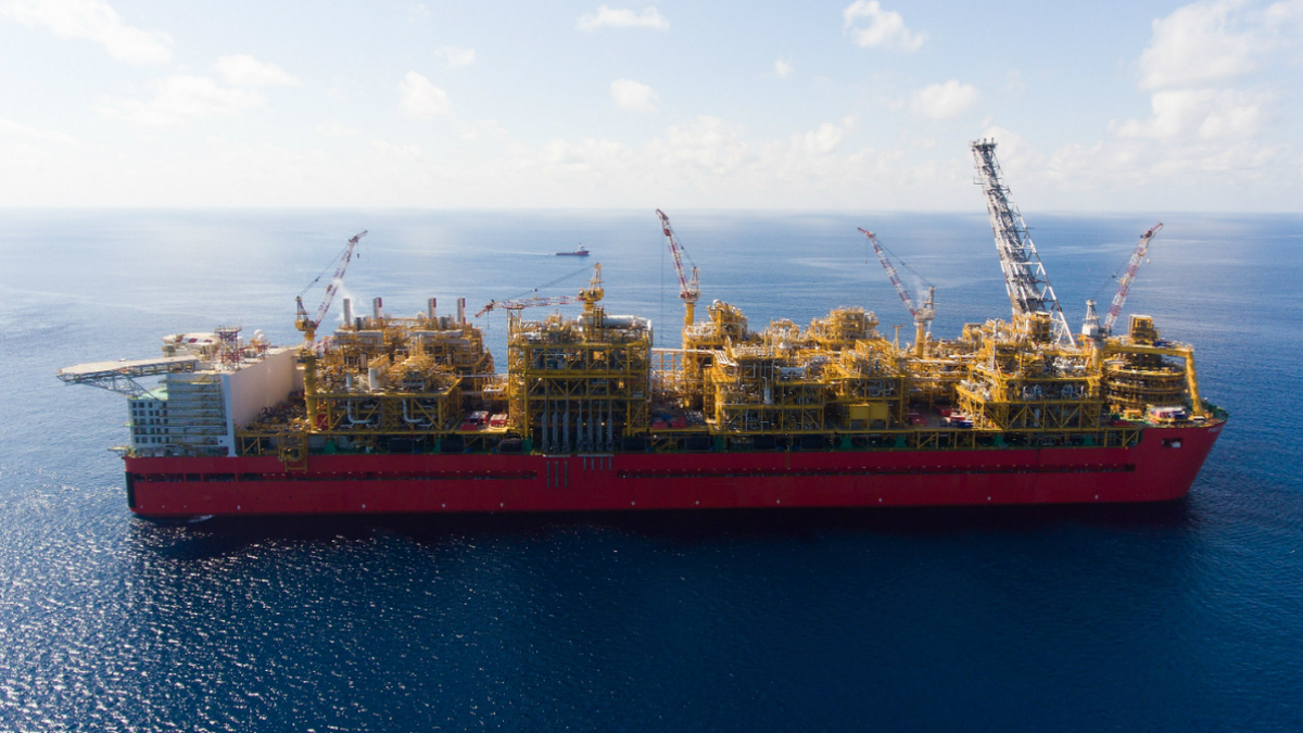 LNG production and cargo lifts suspended at Prelude FLNG
