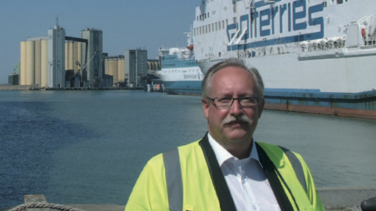 Björn Boström (Port of Ystad): Investment supports Ystad as third-largest ferry port in Sweden