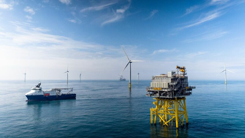 Offshore wind and shipping 'can reinforce each other' to reach Green Deal targets