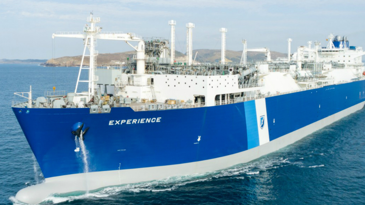 Excelerate launches new LNG ship management arm