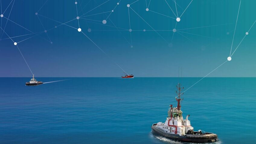 Regional VSAT service paves digitalisation path for smaller vessels