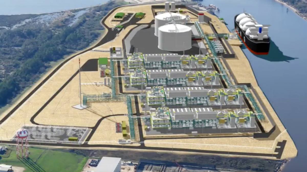 US LNG export terminal developer receives takeover bid