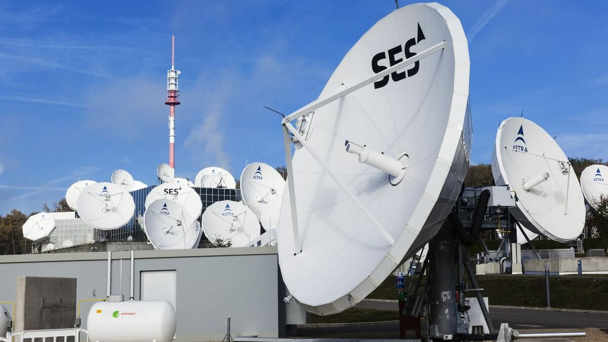 SES will boost capacity through its satellites and teleports
