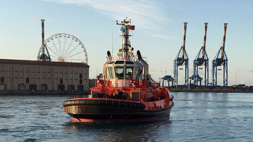 Rimorchiatori Riuniti boosts tugboat fleet with tractor tug order