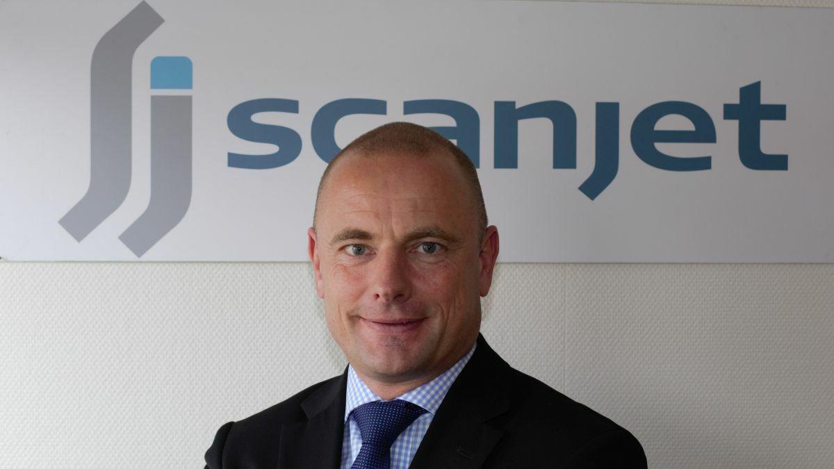 "Niklas Falkmer (Scanjet): ""ITAMA applies the latest intelligent technology"""