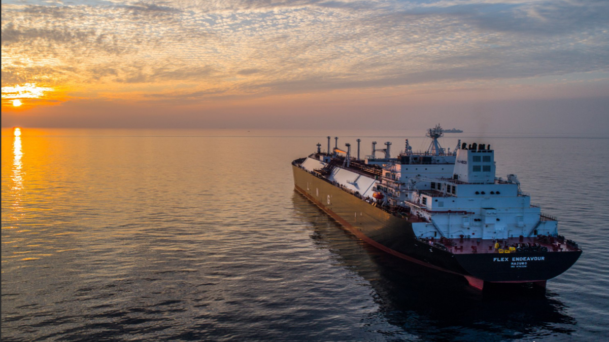 LNG shipping is looking ahead at a new world normal