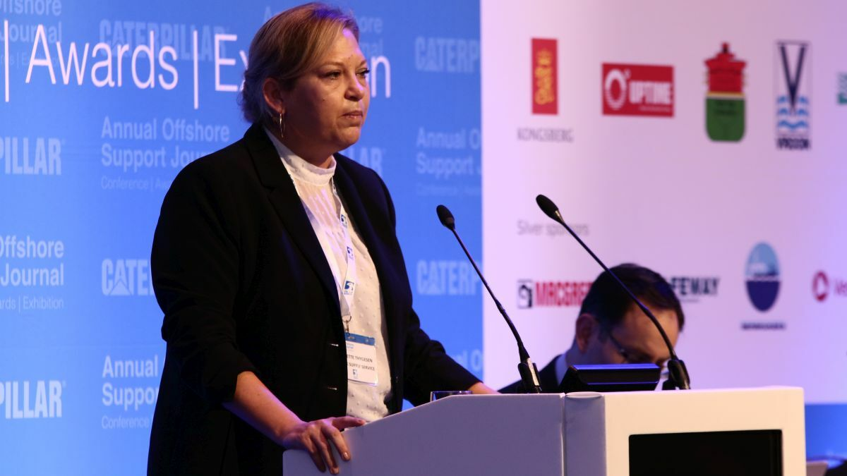 """Henriette Thygesen (Maersk): """"We have embraced new technology and new business strategies"""""""