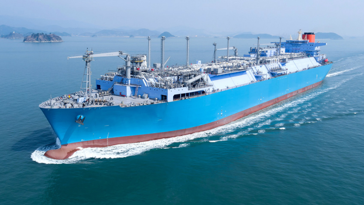FSRUs are an important business segment for DSME and MOL