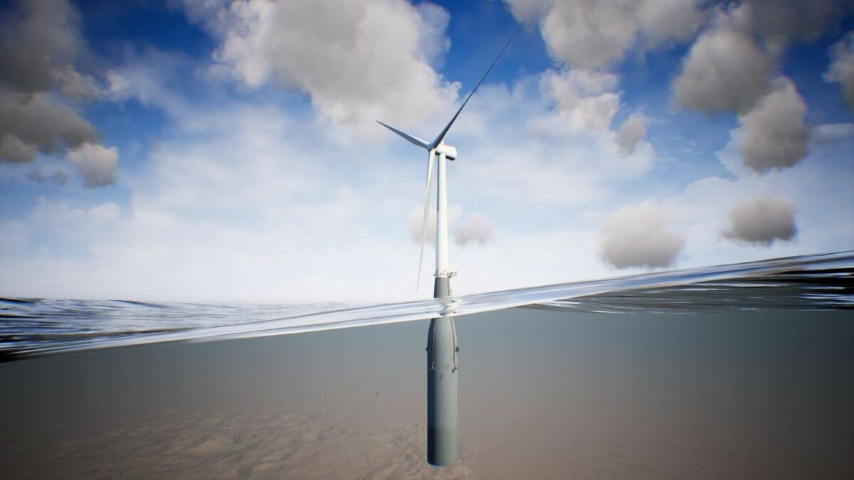 Building multiple floating windfarms could create a huge export industry for Norwegian companies