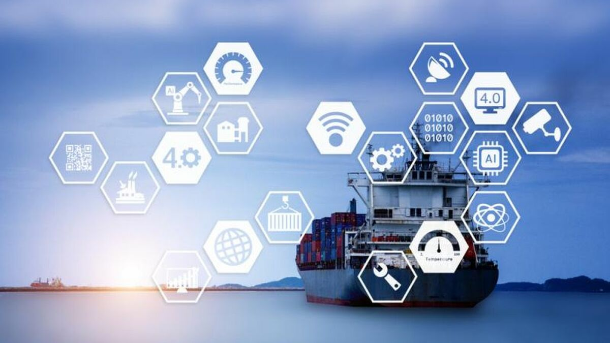 Inmarsat's Fleet Data platform for container ships