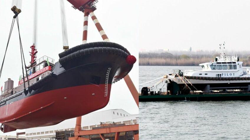 Chinese vessel construction returning after coronavirus outbreak