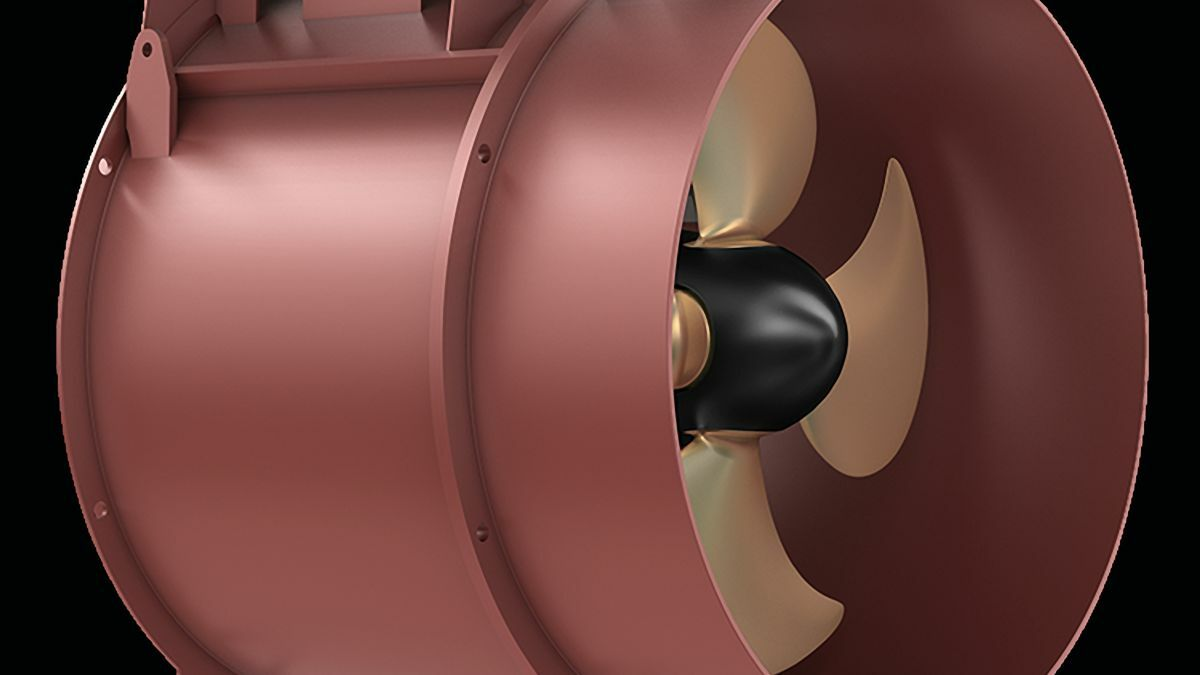 Thrusters reduce emissions in the harshest conditions