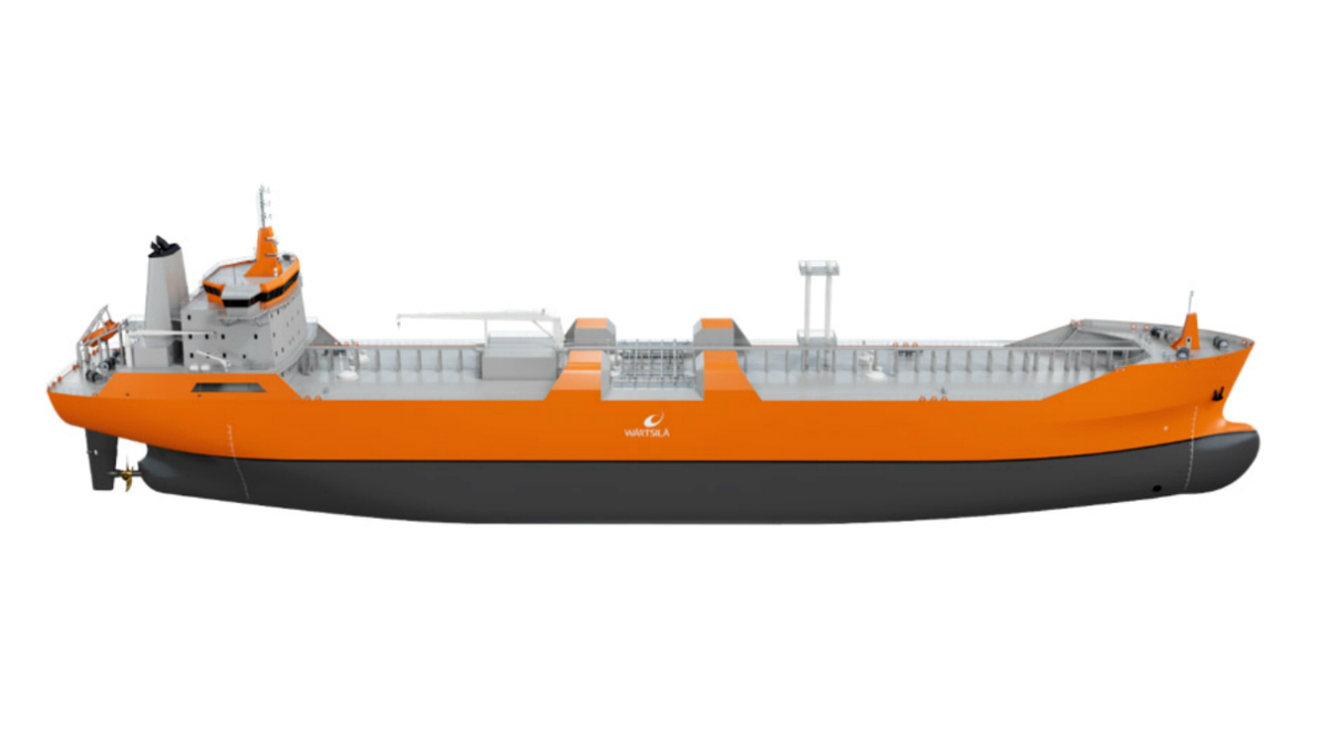 Korea Line is building South Korea's largest LNG bunker vessel for delivery in 2022