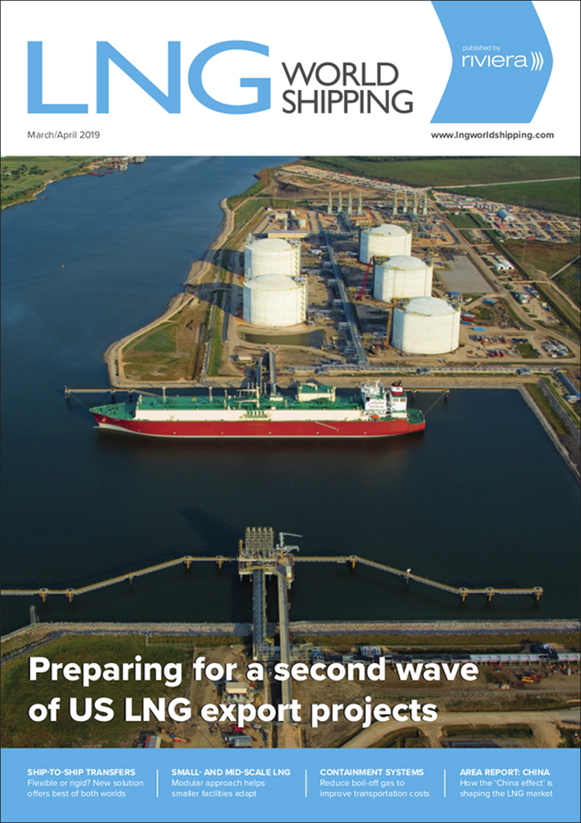 LNG World Shipping March/April 2019