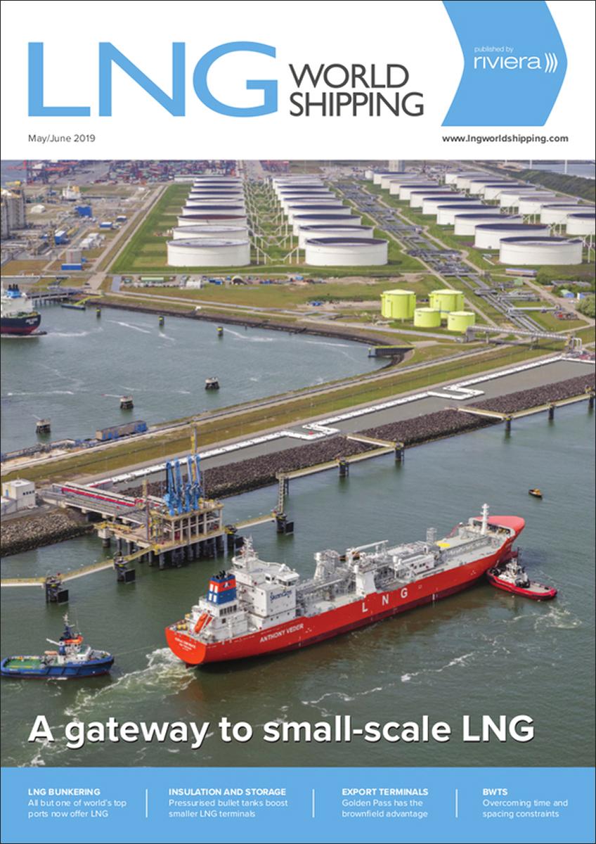LNG World Shipping May/June 2019
