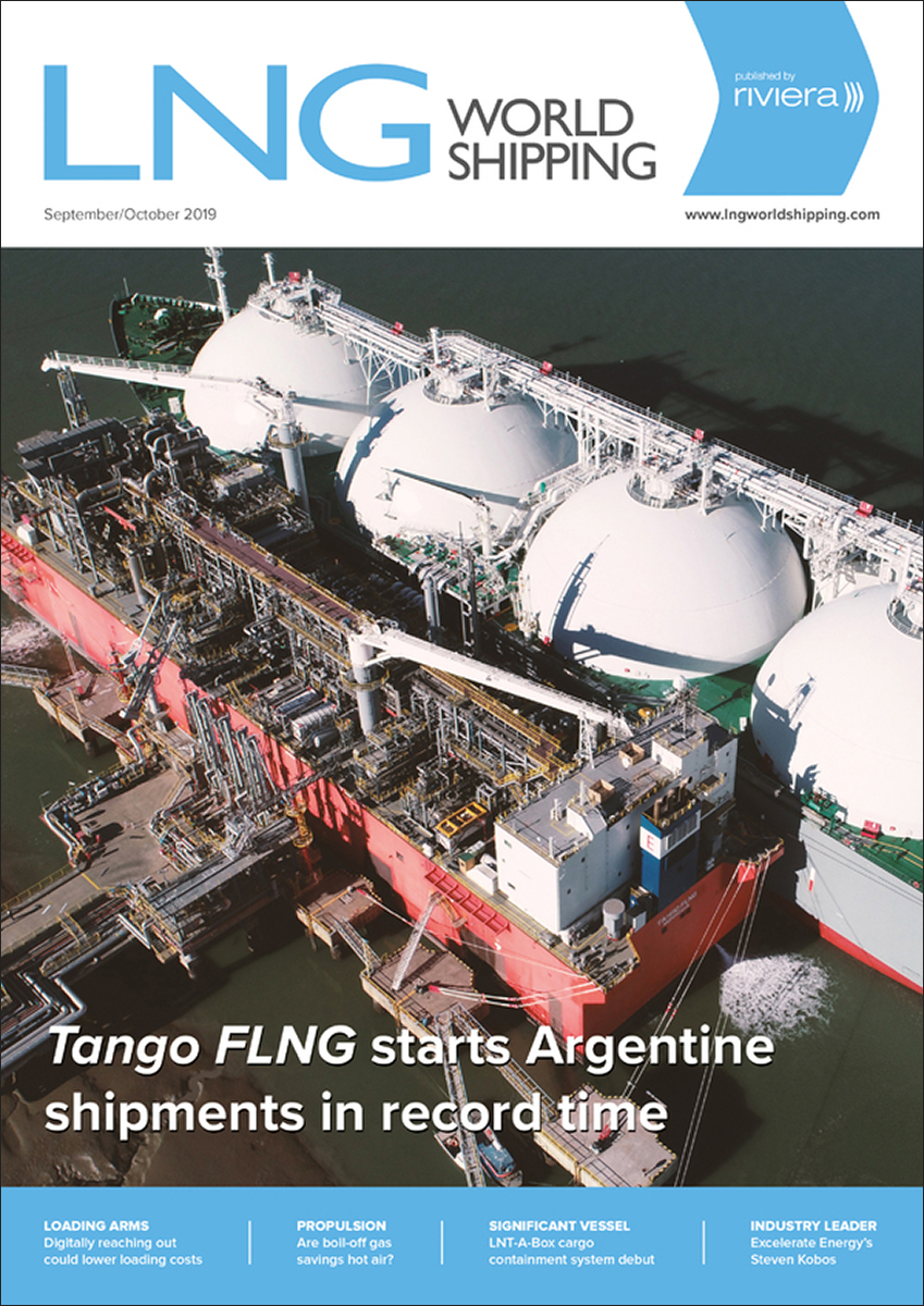 LNG World Shipping September/October 2019