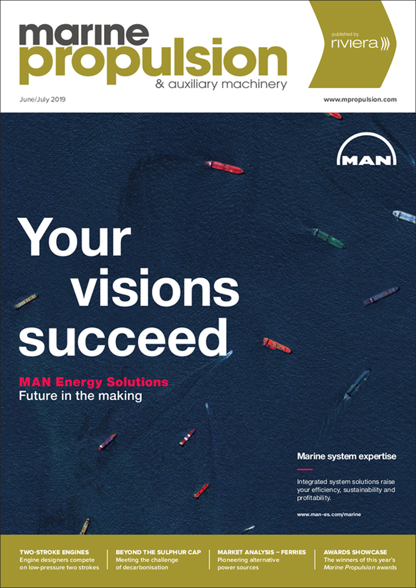 Marine Propulsion & Auxiliary Machinery June/July 2019
