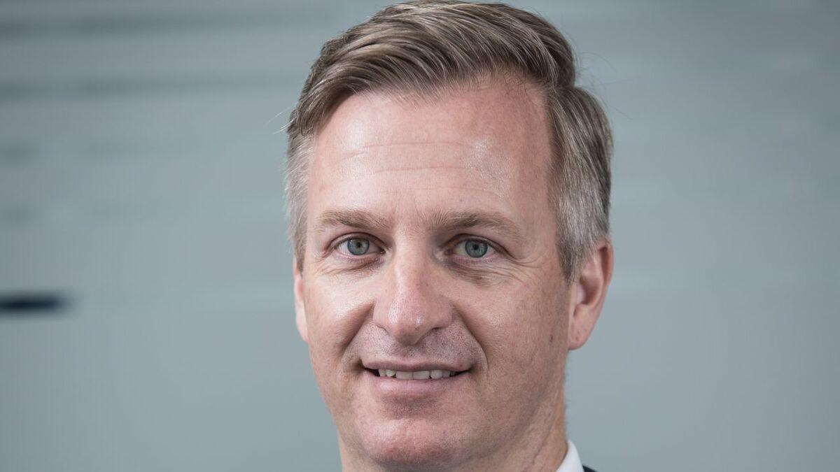 Martin Helweg is P&O Maritime Logistics' new chief executive