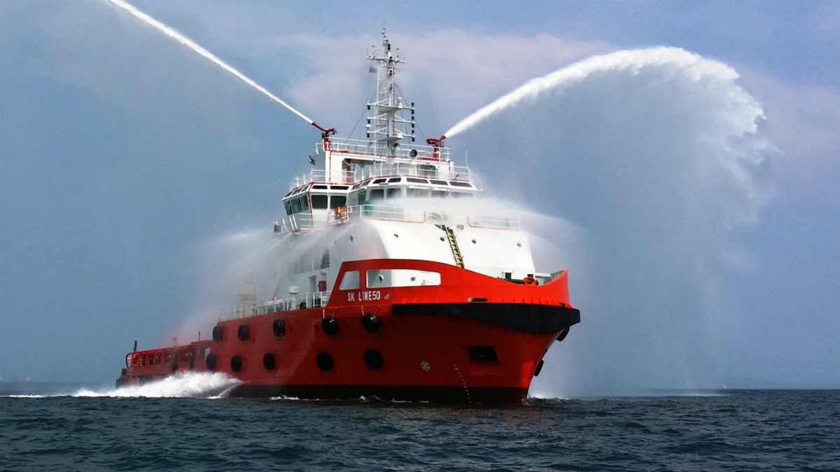 Three AHTS vessels will be supplied by Nam Cheong for drilling operations in Malaysia