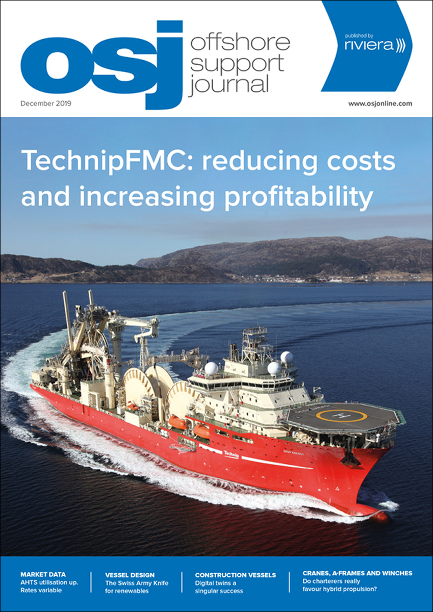 Offshore Support Journal December 2019