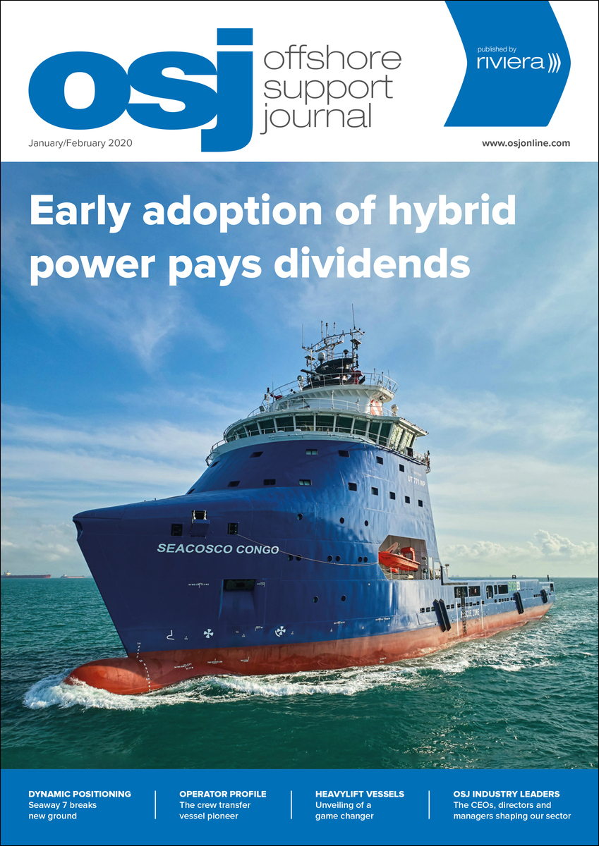Offshore Support Journal January/February 2020