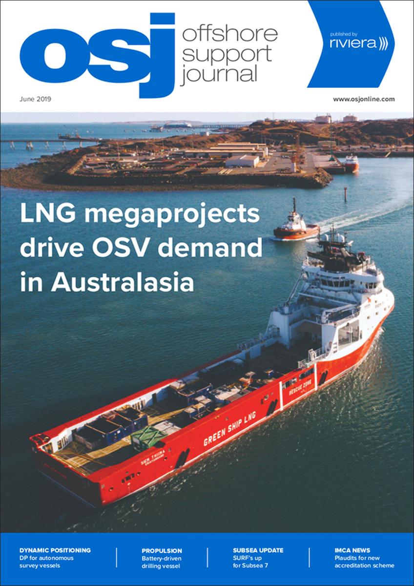 Offshore Support Journal June 2019