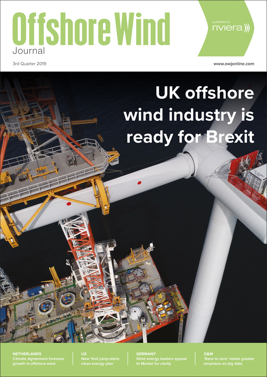 Offshore Wind Journal 3rd Quarter 2019