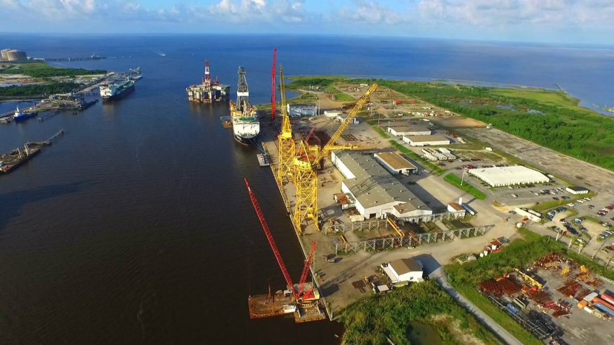 STEHMO is adding a second drydock under its expansion