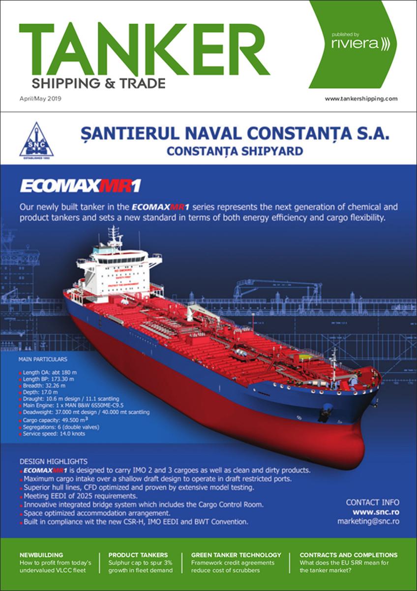 Tanker Shipping & Trade April/May 2019