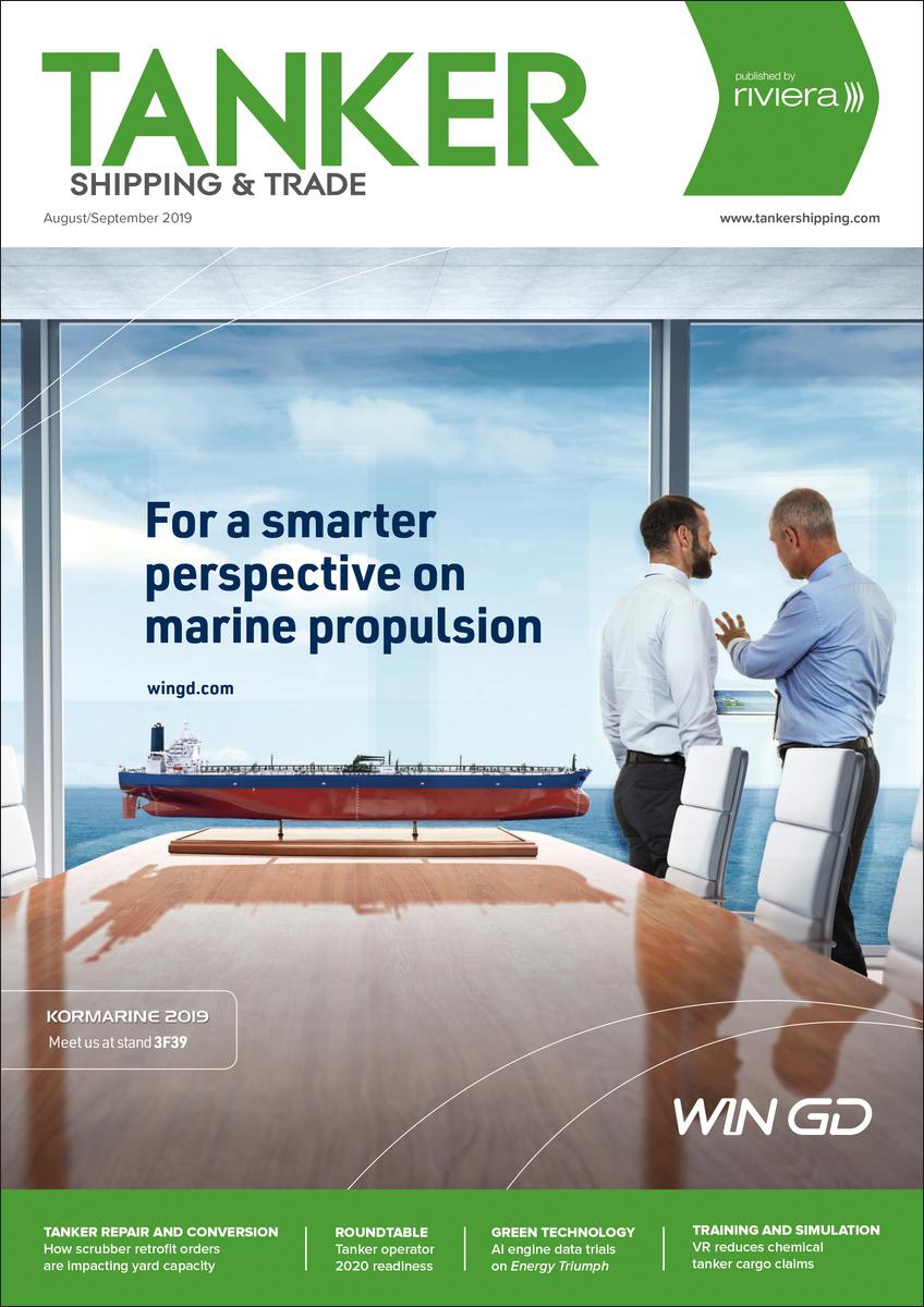 Tanker Shipping & Trade August/September 2019