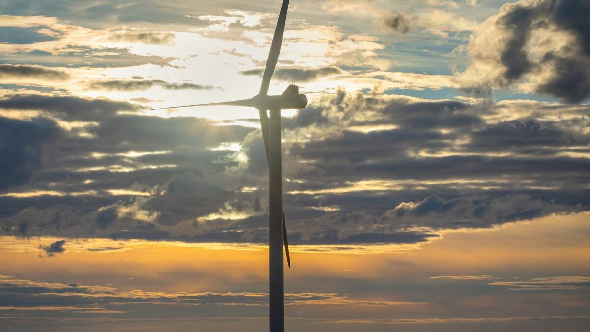 MHI Vestas' order is a first for a utility-scale project in the country