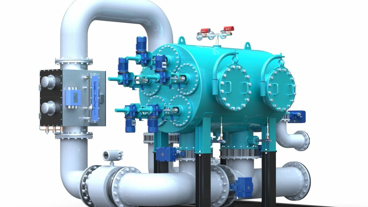 Korean regulators will rule on the Glo-En Patrol type Panasia filtration and UV irradiated BWTSs