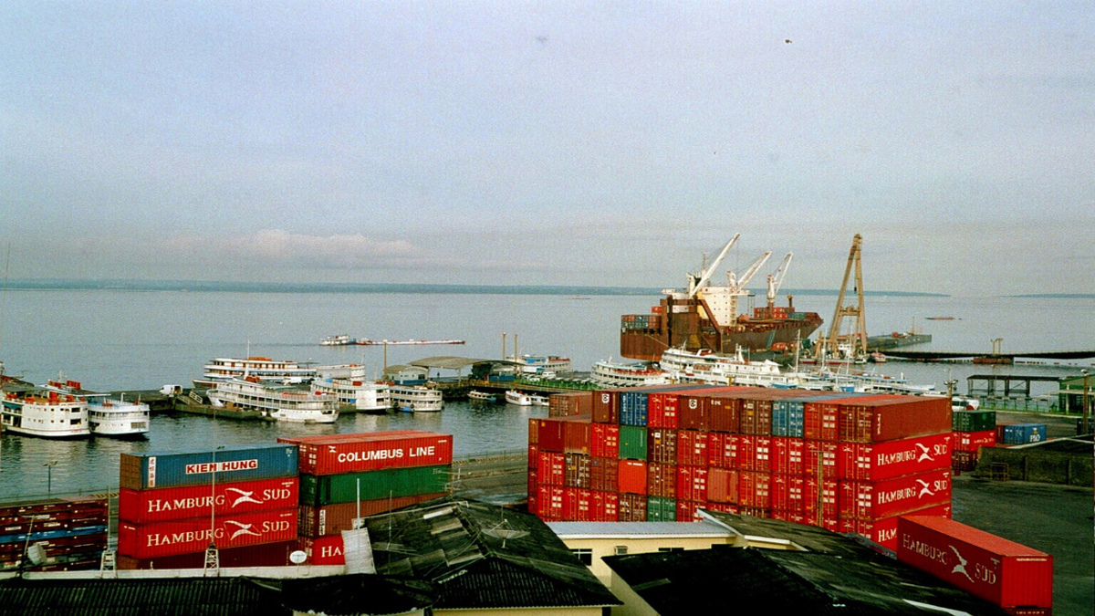 Most Brazilian ports, including the port of Manaus, supply compliant fuel