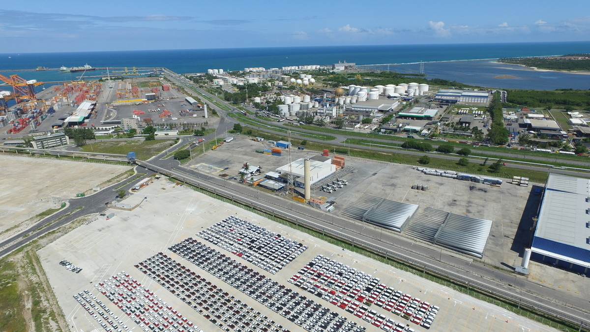 Port of Suape: Golar Power will develop an LNG import terminal at the port