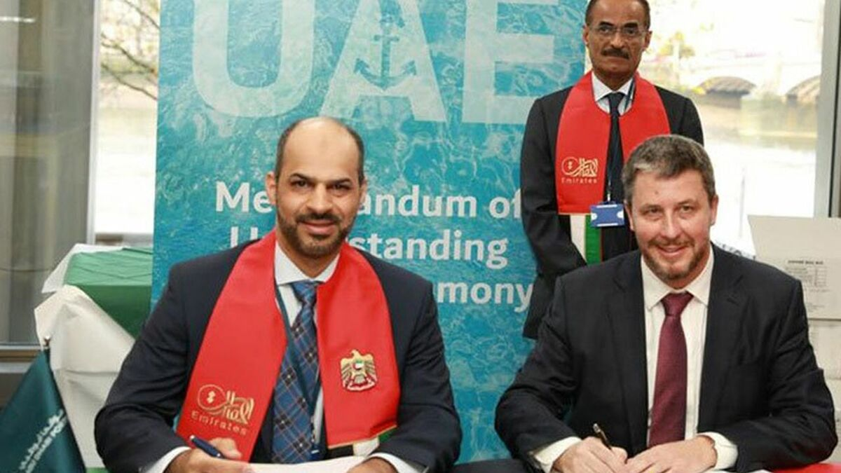 Abu Dhabi Ports and Robert Allan sign autonomous tug agreement