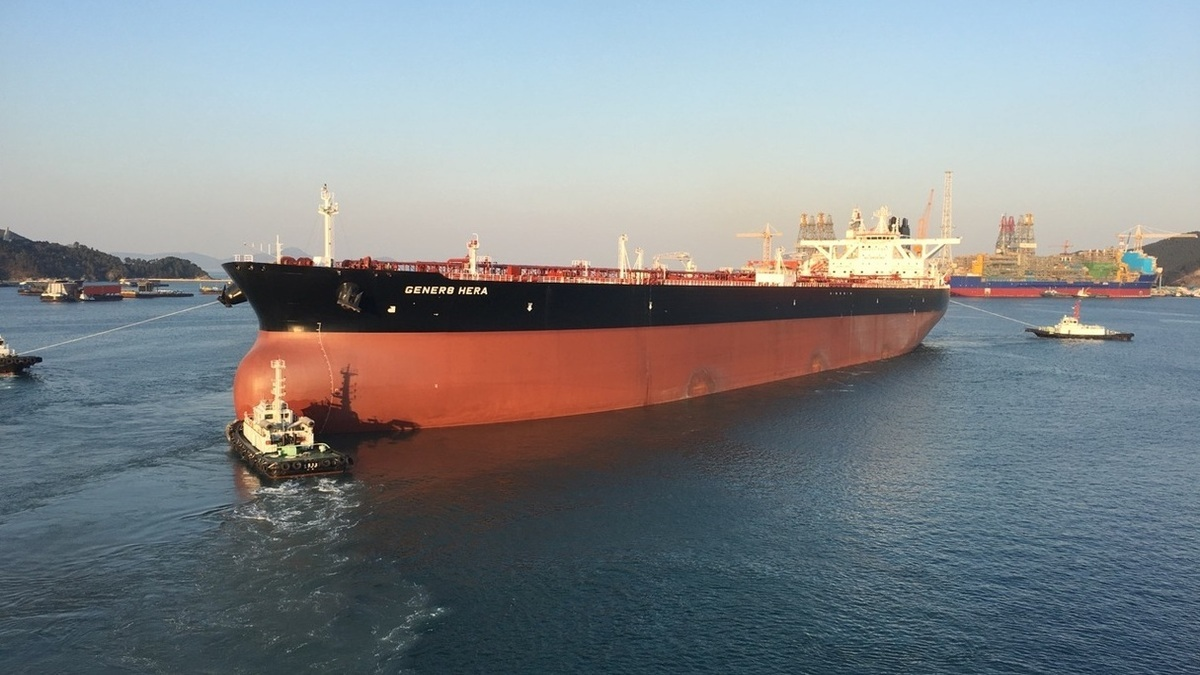 Euronav will acquire a fourth scrubber-fitted VLCC