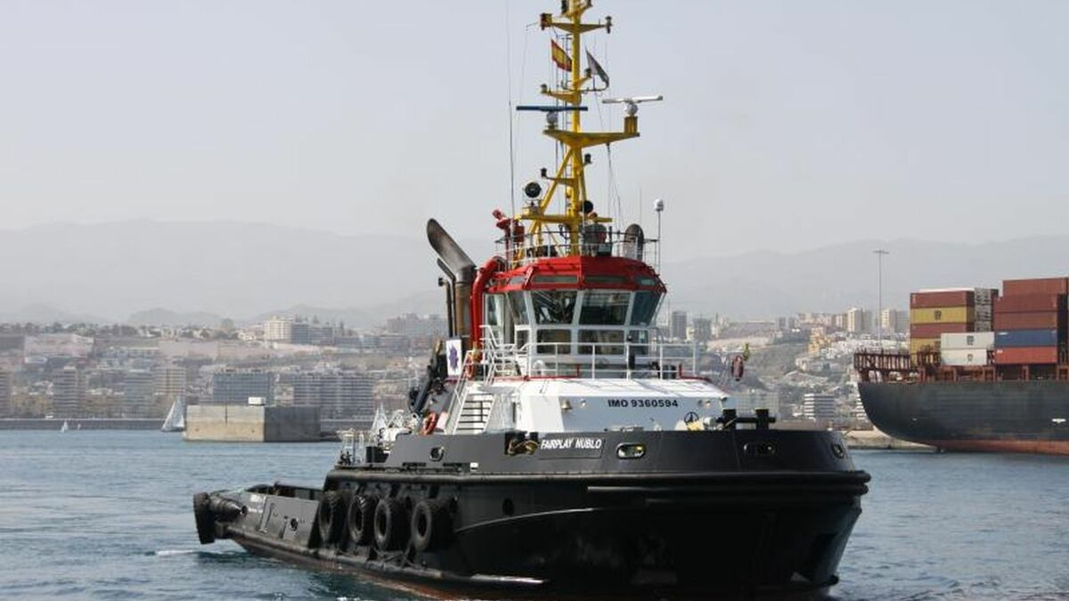Fairplay Towage starts towage services in Las Palmas, Gran Canaria