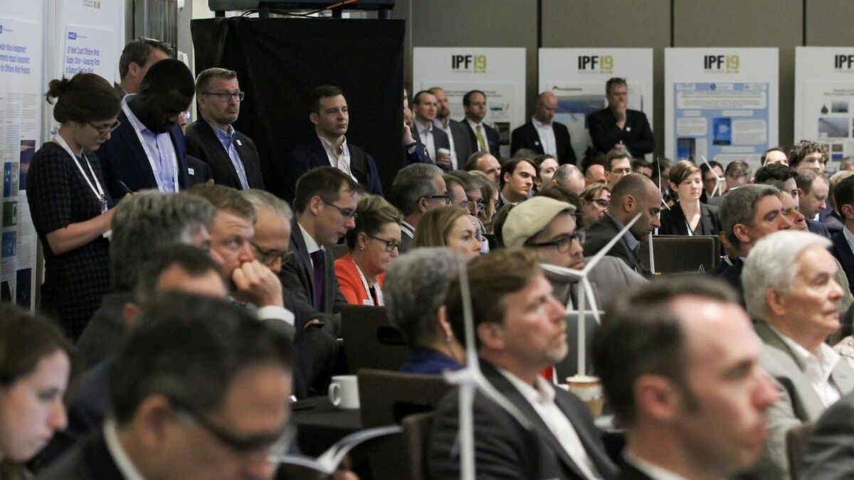 IPF is regarded as the leading technical event for offshore wind in the US