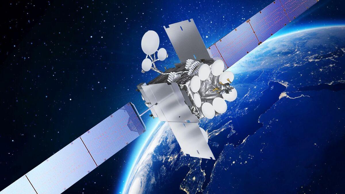 Inmarsat Ka-band GX satellites operate in geostationary orbit