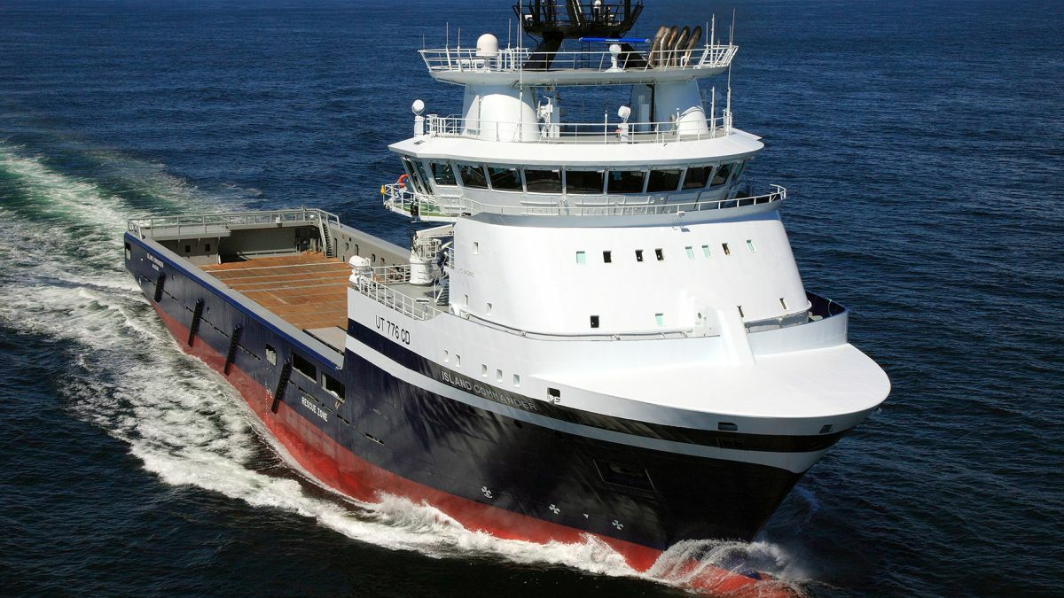 Island Offshore signs charters for three vessels 'in one go'