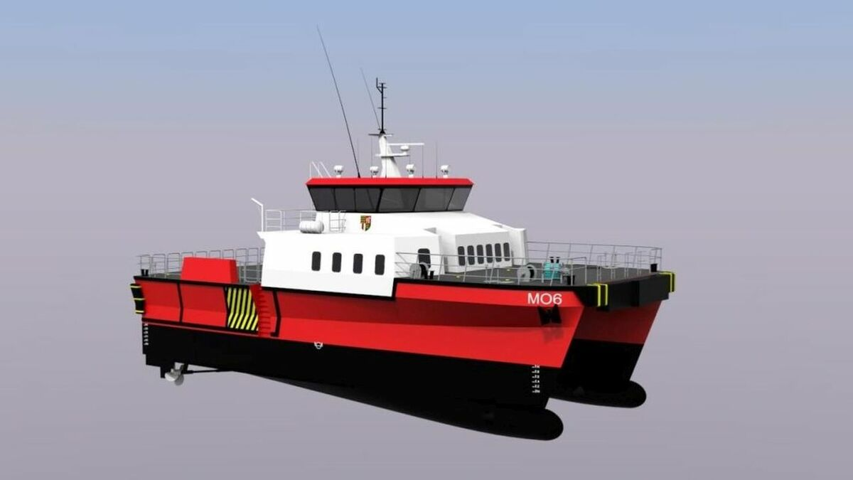 Mainprize Offshore's new crew transfer vessels are designed by Walker Marine Design