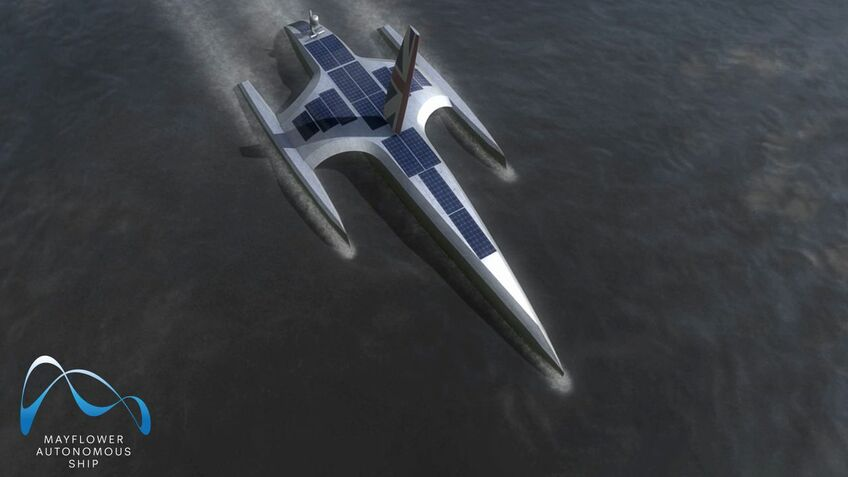 Sea trials to begin on autonomous ship navigation technology