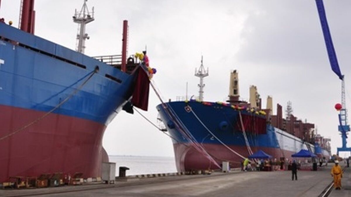 Norden bulk carriers have links to cloud-based management software