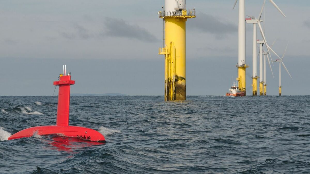 iXblue's DriX USV has already attracted the attention of survey companies in Europe