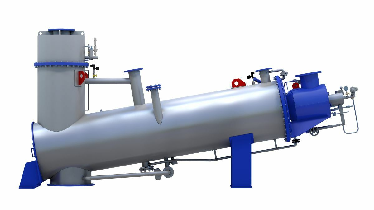 Alfa Laval's Smit flue gas generator is part of an integrated service offering