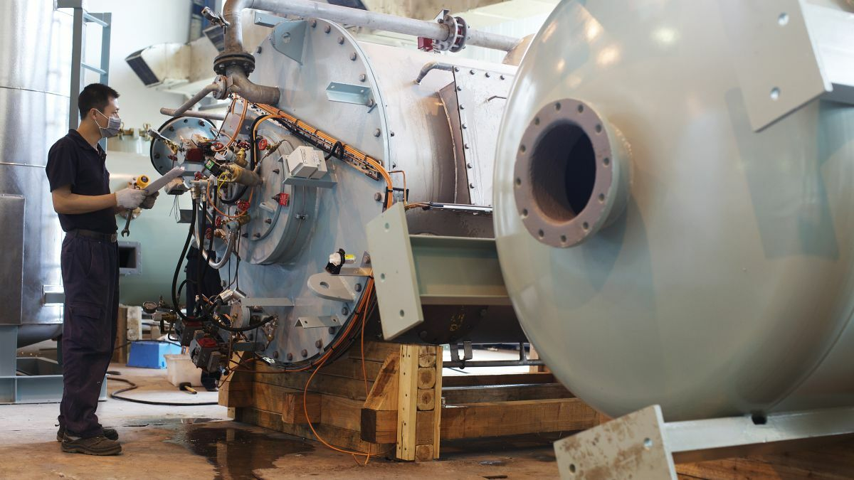 The choice of system can be based on previous experience with the manufacturer (image: Wärtsilä)