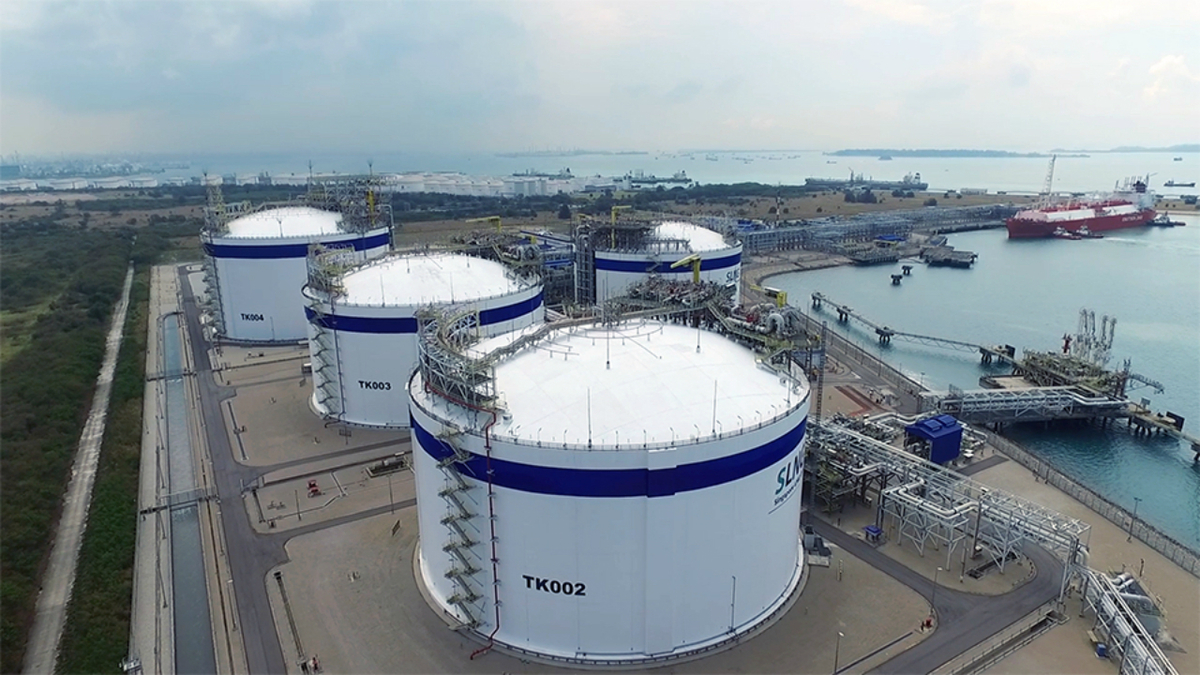 Agreement underpins Singapore's ambitions as LNG trading hub