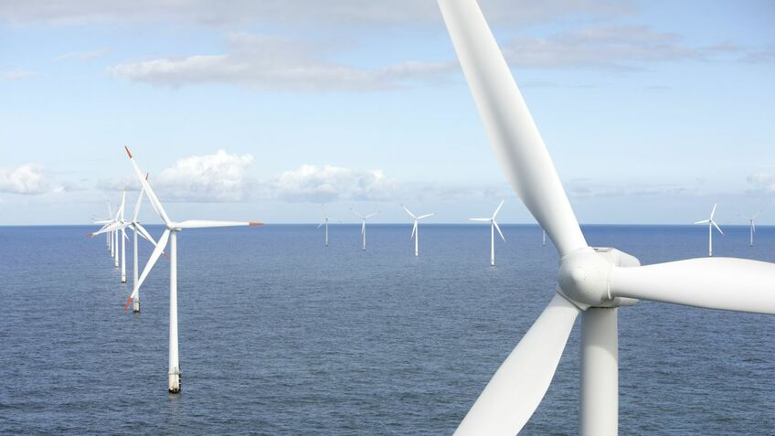 Denmark has a huge offshore wind resource to take advantage of