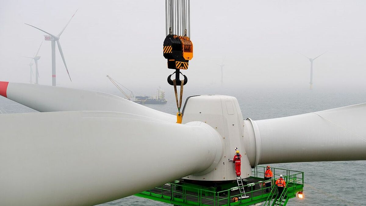 Ireland has huge offshore wind potential, but port investment needed